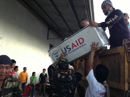 USAID Tacloban
